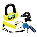 Oxford Boss Yellow Disc Lock