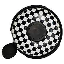 image of Halfords Chequered Flag Bike Bell