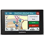 "image of Garmin DriveAssist 50 LMT-D 5"" Sat Nav with UK and Ireland Maps and Built-in Dash Cam"