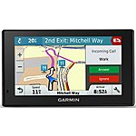 "image of Ex Display Garmin DriveAssist 50 LMT-D 5"" Sat Nav with UK and Ireland Maps and Built-in Dash Cam"