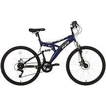 Indi Slammer Mens Mountain Bike - 18