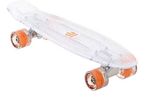 "image of Mongoose 22"" Light up Wheel Skateboard"