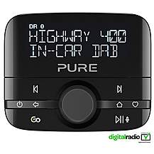 image of Pure Highway 400 In Car Digital Radio Adapter & Mobile Music Controller