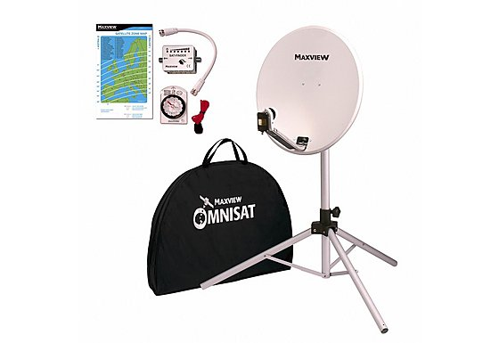 Omnisat 54cm Portable Satellite Kit