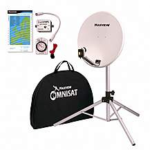 image of Omnisat 54cm Portable Satellite Kit