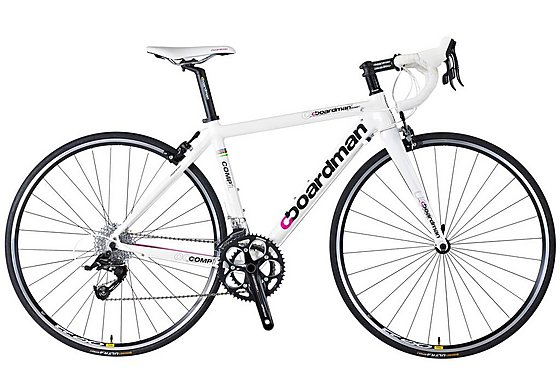 Boardman Fi Road Comp Bike - Medium 50cm