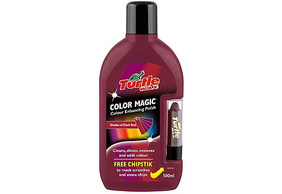Turtle Wax Color Magic 'Plus' - Dark Red 500ml