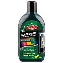 image of Turtle Wax Color Magic 'Plus' - Dark Green 500ml