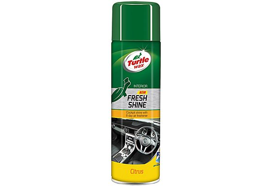 Turtle Wax Fresh Shine Cockpit Shine Citrus 500ml