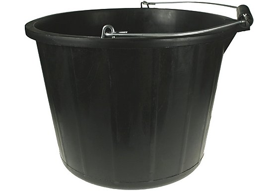 Halfords Heavy Duty Bucket