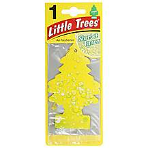 image of Little Tree Sherbert Lemon 2D Air Freshener