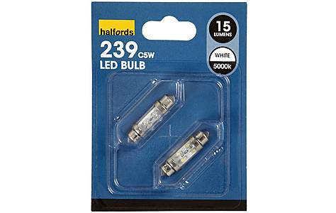 image of Prism LED Festoon Bulb 'White'