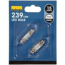 image of Prism LED Festoon Bulb White