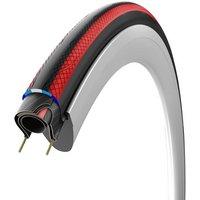Vittoria Rubino Pro Graphene Plus Bike Tyre - 700 x 23c, Black & Red