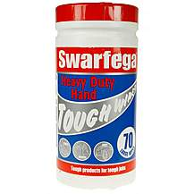 image of Swarfega Heavy Duty Hand 'Touch Wipes'