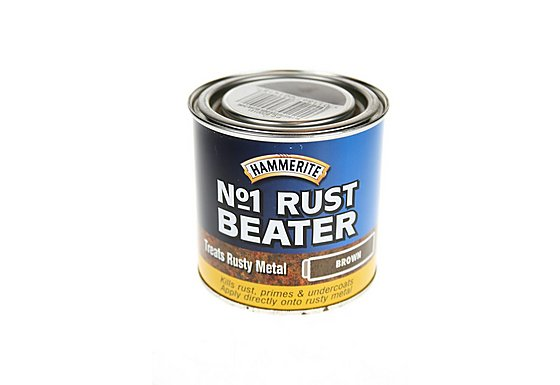 Hammerite No1 Rust Beater Brown 250ml