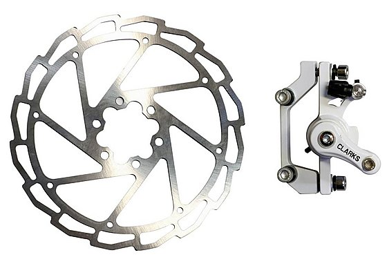 Clarks CMD8 Mechanical Rear Disc Brake