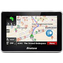 Binatone A435 UK & ROI Sat Nav