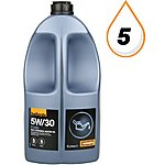 image of Halfords 5W30 Ford Fully Synthetic Motor Oil 5L