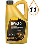 image of Halfords 5W30 Fully Synthetic Renault Motor Oil 2 Litres