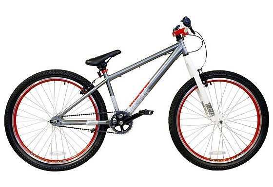 X-Rated Mesh Dirt Jump Bike - 26