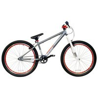 X Rated Mesh Dirt Jump Bike - 26""