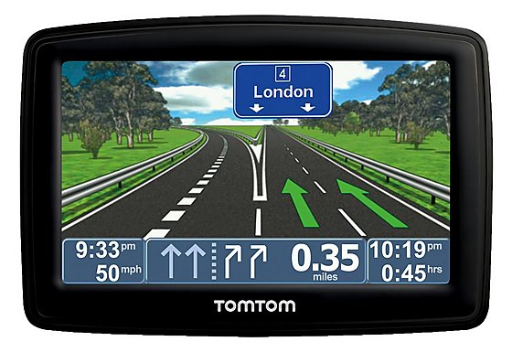 TomTom XL 2 IQ Sat Nav - UK & ROI