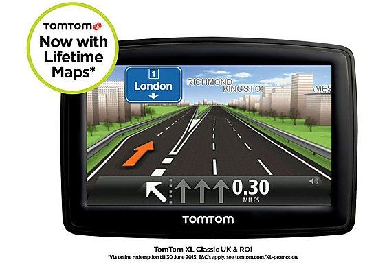 TomTom XL 2 IQ 4.3