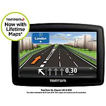 "image of TomTom XL 2 IQ 4.3"" Sat Nav - UK & ROI with Free lifetime Maps"