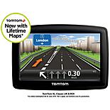 "TomTom XL 2 IQ 4.3"" Sat Nav - UK & ROI with Free lifetime Maps"