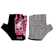 image of CRE8 Fingerless Mitts - Pink