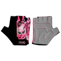 CRE8 Fingerless Mitts - Pink
