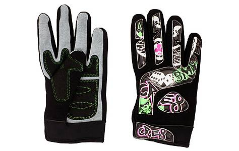 image of CRE8 Full Finger Cycling Gloves - Small
