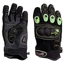 image of CRE8 Knuckle Cycling Gloves - Large