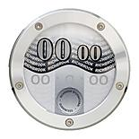 Richbrook Tax Disc Holder - Silver