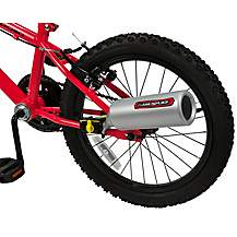 image of Turbospoke Bicycle Exhaust System