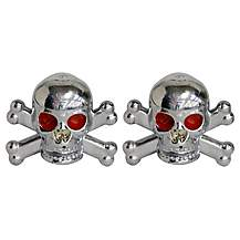 image of CRE8 Skull Valve Caps