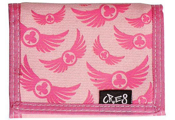CRE8 Wallet - Pink