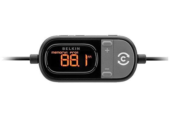 Belkin TuneCast Auto LIVE