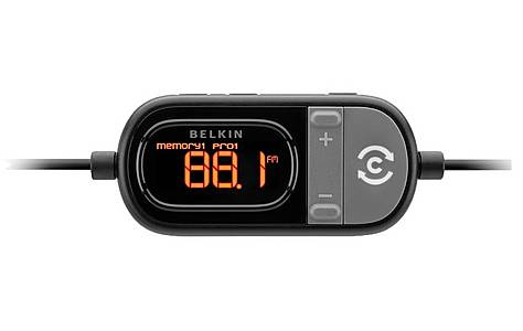 image of Belkin TuneCast Auto LIVE