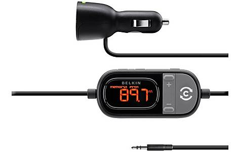 image of Belkin TuneCast Auto Universal with ClearScan