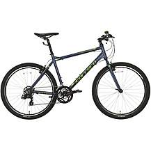 image of Carrera Axle Mens Hybrid Bike