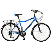image of Falcon Navigator Mens Hybrid Bike - 19""