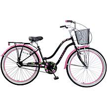 image of Elswick Malibu Cruiser Hybrid Bike - 16""