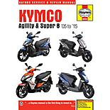 Haynes Kymco Agility & Super 8 Scooters (2008-2015) Manual
