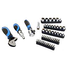 image of Halfords 48 piece Stubby Tool Set