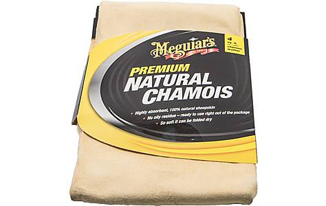 image of Meguiar's Super Thick Natural Chamois