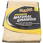 image of Meguiars Super Thick Natural Chamois