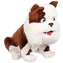 "image of Churchill Talking 9"" Plush Dog"