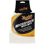 image of Meguiar's Super Thick Microfibre Car Wash Mitt
